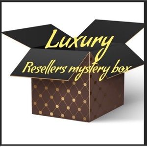 RESELLERS LUXURY MYSTERY BOX VALUE $1500
